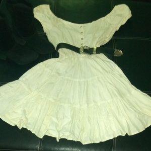 Dresses & Skirts - CUTE LITTLE COWGIRL DRESS!